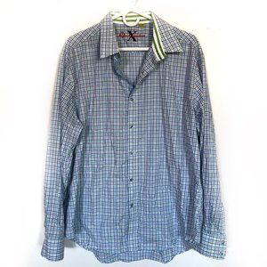 Robert Graham X Collection Button Down Shirt XXL